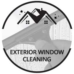 Exterior Window cleaning